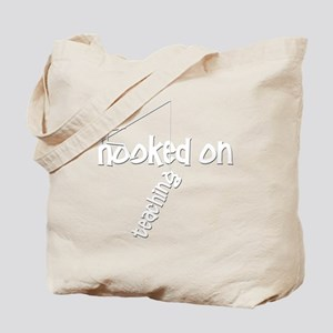 Hooked On Teaching Tote Bag