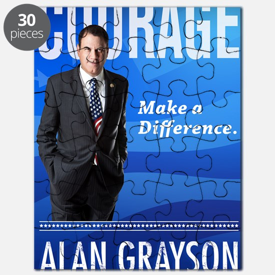 Courage: Make a Difference. Puzzle