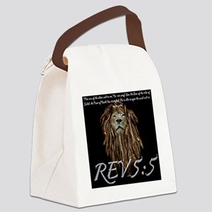 REVELATIONS Canvas Lunch Bag