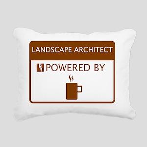 Landscape Architect Powe Rectangular Canvas Pillow