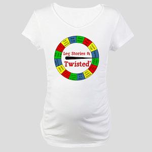Twisted Leg Stories Maternity T-Shirt