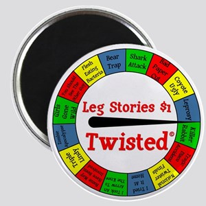 Twisted Leg Stories Magnet