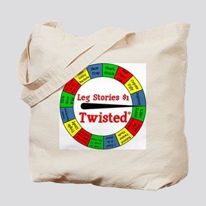 Twisted Leg Stories Tote Bag