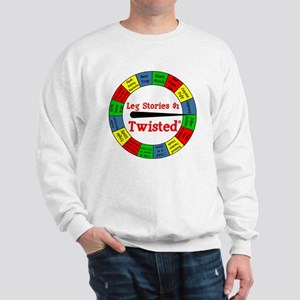 Twisted Leg Stories Sweatshirt