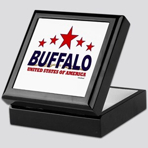 Buffalo U.S.A. Keepsake Box