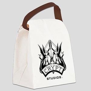 Crypt Studios Canvas Lunch Bag