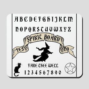 Spirit Board Mousepad