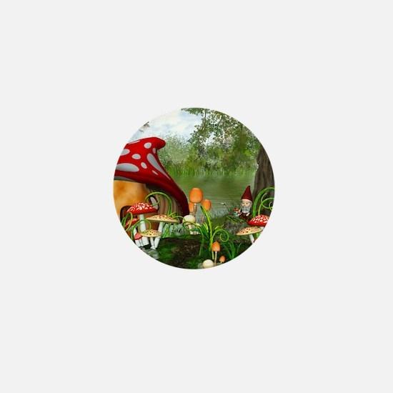 Dwarves Land Mini Button