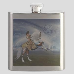 Dream Land Flask