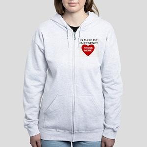 CPR Women's Zip Hoodie
