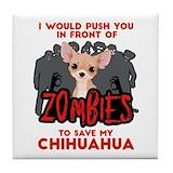 Chihuahua Coasters