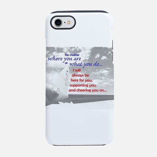 Always be Here iPhone 7 Tough Case