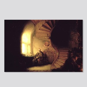 Rembrandt Postcards (Package of 8)