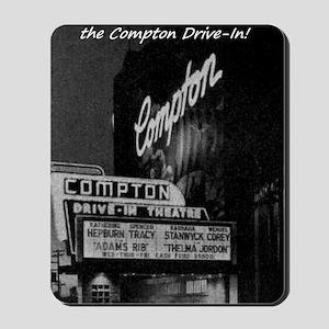 Compton Drive-In Mousepad
