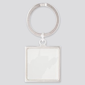 WVblank Square Keychain