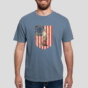 Concord Minuteman, Shield T-Shirt