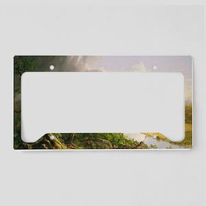 vfmh_car_magnet_20_mal_12 License Plate Holder