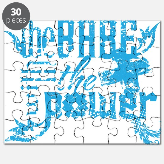 The Babe With The Power (Boy) Puzzle