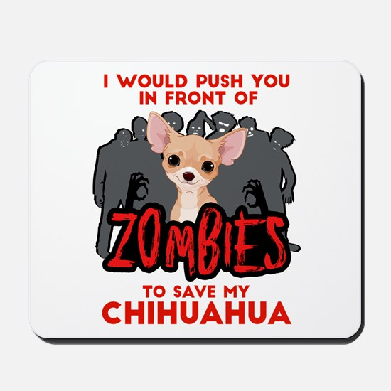 I Would Push You in Front of Zombies to Save My Ch