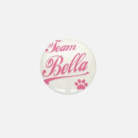 team bella Mini Button