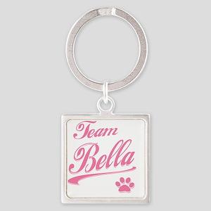 team bella Square Keychain