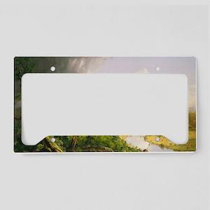vfmh_92_V_F License Plate Holder