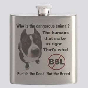 Who is the most dangerous animal? Flask