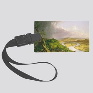vfmh_pillow_case Large Luggage Tag