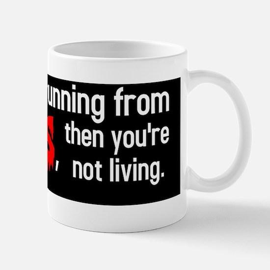 Zombie Stickers Mug