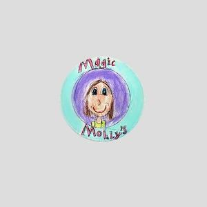 mollys logo Mini Button