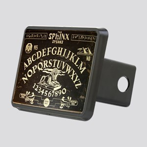 Vintage Sphinx Ouija Board Rectangular Hitch Cover
