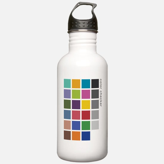 Photographers Color Ch Water Bottle