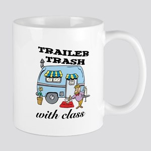 Trailer Trash with Class Mug