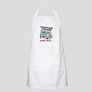 Trailer Trash with Class BBQ Apron
