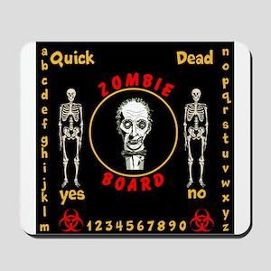 Zombie Board Mousepad