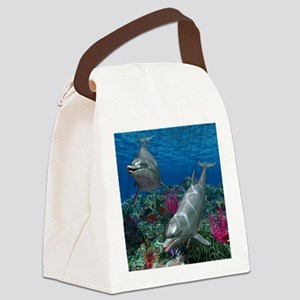 ow2_shower_curtain Canvas Lunch Bag