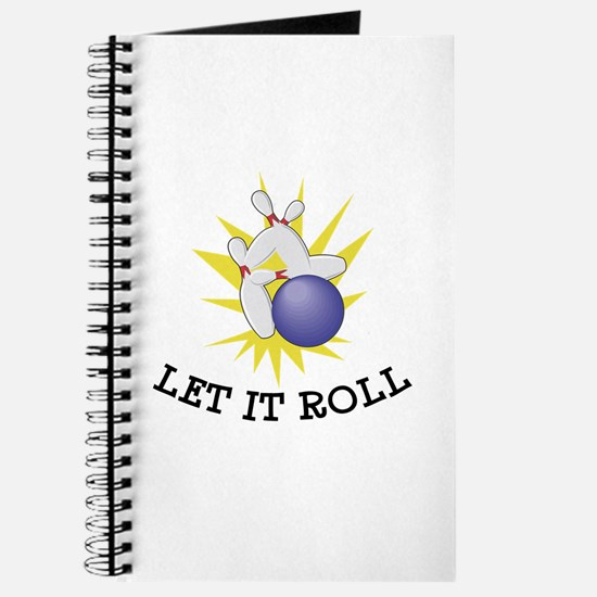 Let It Roll Bowling Journal