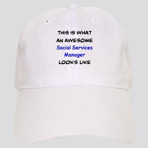 awesome social services manager Cap