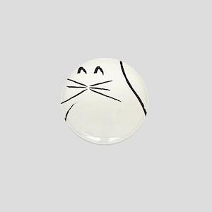 Kitty Cat Mini Button