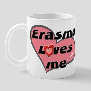 erasmo loves me  Mug