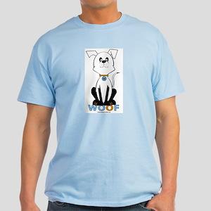 Adopt A Rescue Dog Light T-Shirt