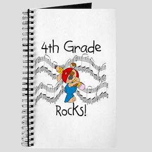 4th Grade Rocks Journal