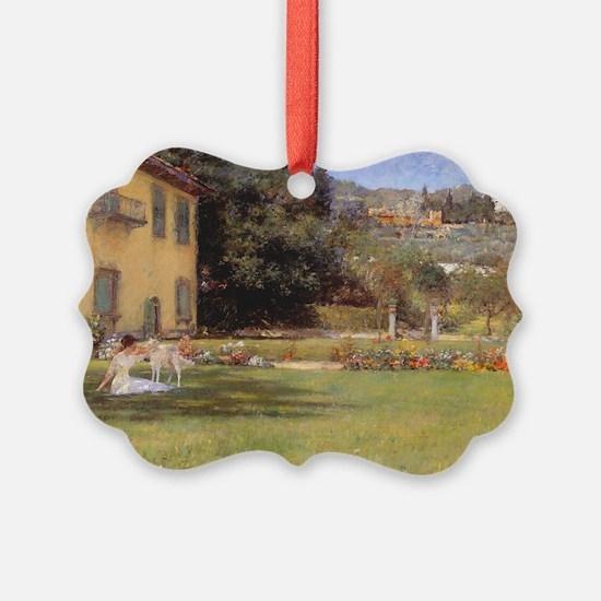 ChaseWilliamMerritt_GoodFriends19 Ornament