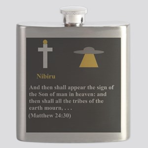 Matthew 24:30 Sumerian Flask