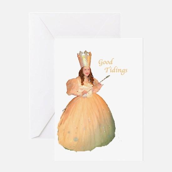 Glinda Holiday Greeting Cards