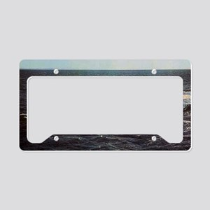 lp uss george bancroft large  License Plate Holder