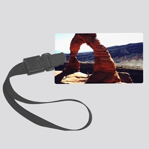The Arch Large Luggage Tag