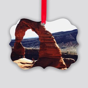 The Arch Picture Ornament