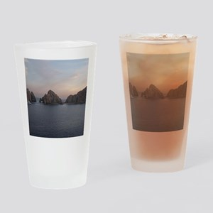 Cabo Sunset Drinking Glass