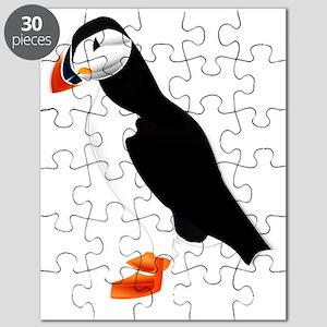 Pretty Puffin Puzzle